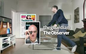 The Guardian: Own the Weekend and Save Your TV