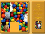 Fun Kids Sliding Puzzle