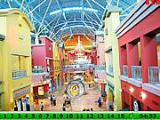 Hidden Numbers Shopping Mall