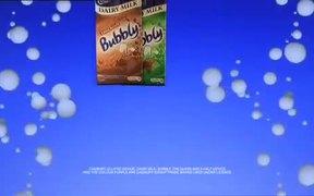 Cadbury Bubbly TV Commercial