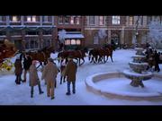 Wells Fargo: The Stagecoach & the Snowmen