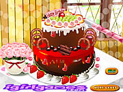 Pretty Yummy Cake