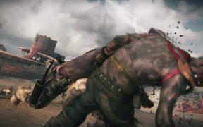 Mad Max: Savage Road Trailer