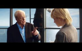 Sky Broadband Commercial: Michael Caine