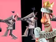 Coca-Cola Zero Commercial Happy Kingdom
