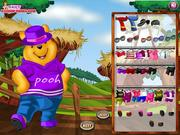 Pooh Dress Up