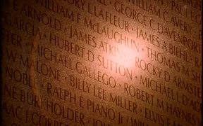 Vietnam Veterans Memorial Time Lapse