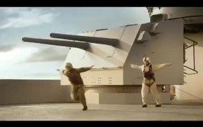 Axe Commercial: Alas de Gloria