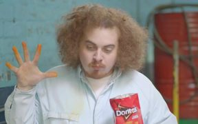 Doritos Crash: Finger Cleaner
