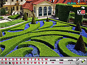 Front House Hidden Alphabets Game