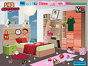 Eva Cute Bedroom Cleaning