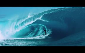 Point Break Tahitian Surf Trailer