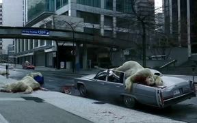 Plane Stupid Commercial: Polar Bear