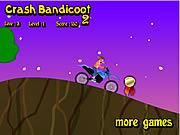 Crash Bandicoot Bike 2
