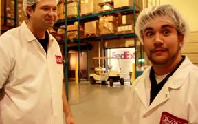 Bud's Best Cookies Factory Tour!