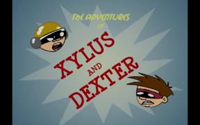 Xylus & Dexter in Space! Ep5-Laser Tag