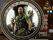 GI Joe Retaliation - Find the Numbers