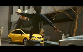 SEAT Ibiza Commercial: Cupid