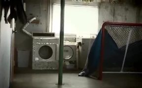 Reebok Commercial: Washing Machine