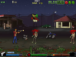 Tequila Zombies 2 Game Play Online At Y8 Com