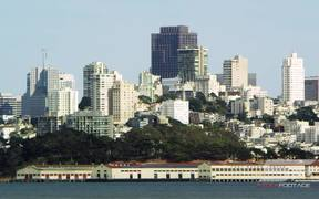 Wonderful San Francisco Cityscape