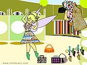 Tinkerbell Dress up 4