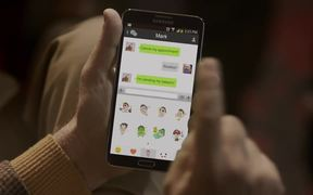WeChat Campaign: Crazy for WeChat - Lawyers