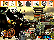 Kung Fu Panda Hidden Objects