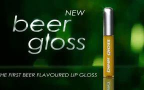 Heineken Commercial: Beer Gloss