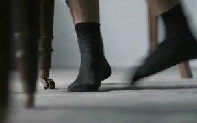 Skoda Octavia RS Commercial: Foot Envy