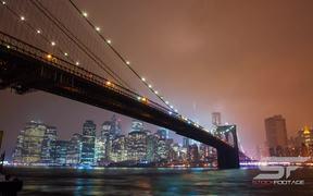 Brooklyn Bridge Time Lapse in Ultra HD