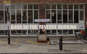 24 Hours To Go Broke: Reverse Busker