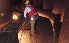 Hydroelectric Dams – Interiors B-Roll