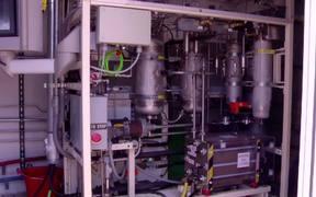 Hydrogen Fuel Cell Laboratory B-Roll