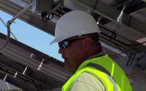 Solar Photovoltaic Training Facility B-Roll