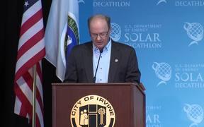Solar Decathlon 2015: Opening Ceremony