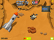 Mars Adventures Curiosity Parking
