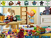 Kids Cartoon Room Hidden Object