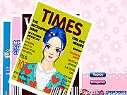 Magazine Model Make Up