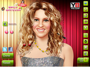 Makeover Beautiful Shakira