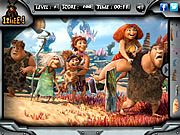 The Croods - Hidden Objects