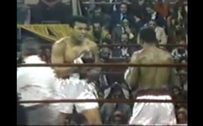 Muhammad Ali vs Floyd Patterson