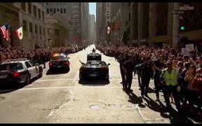 Batkid Begins:  Wish Heard Around  World Trailer