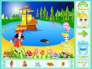 Peter Pan Neverland Decoration