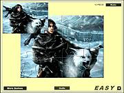 Snow Ghost Jigsaw