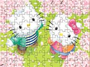 Hello Kitty In Love