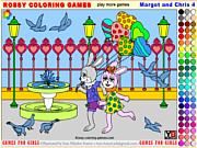 Margot and Chris 4 - Rossy Coloring