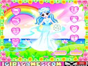 Cutie Fairy's Wedding Dress