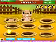 Whack a Mole - Search For the Stolen Treasure