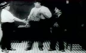 "Charlie Chaplin's ""Behind The Screen"""